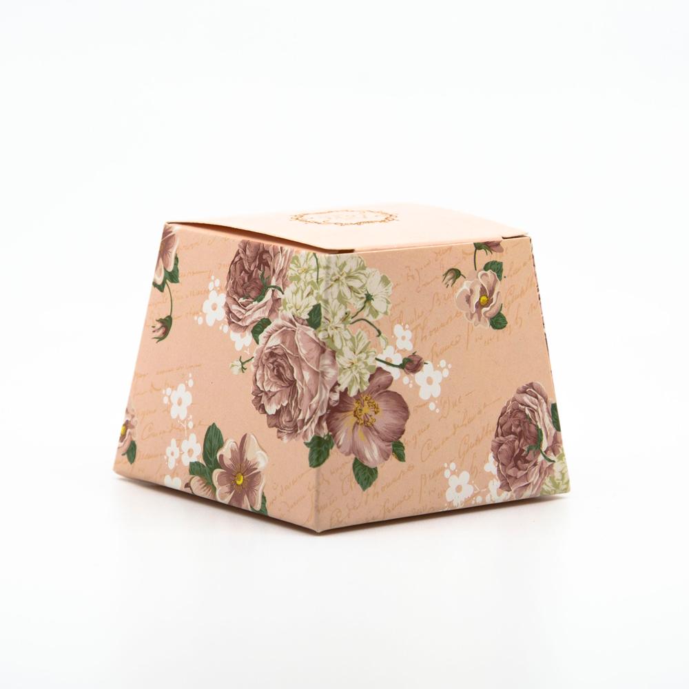 الصندوق الوردي الرومنسي