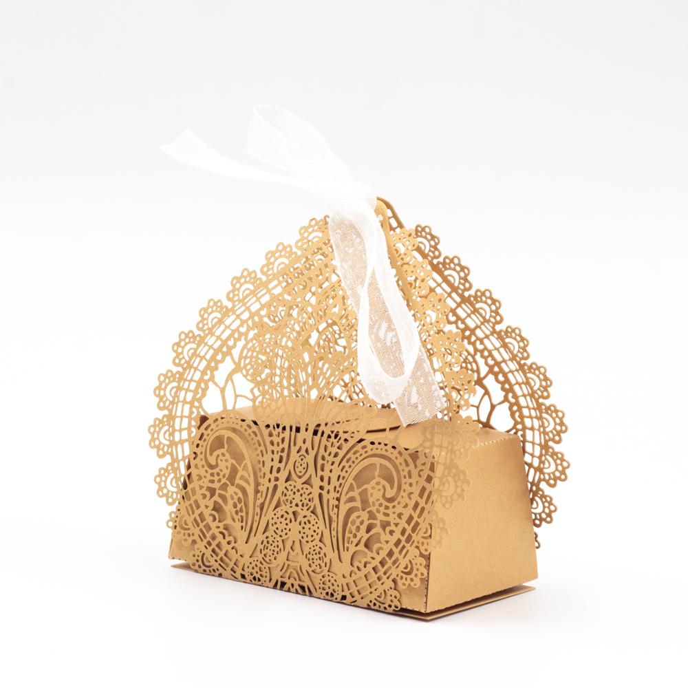صندوق كادو الذهبي